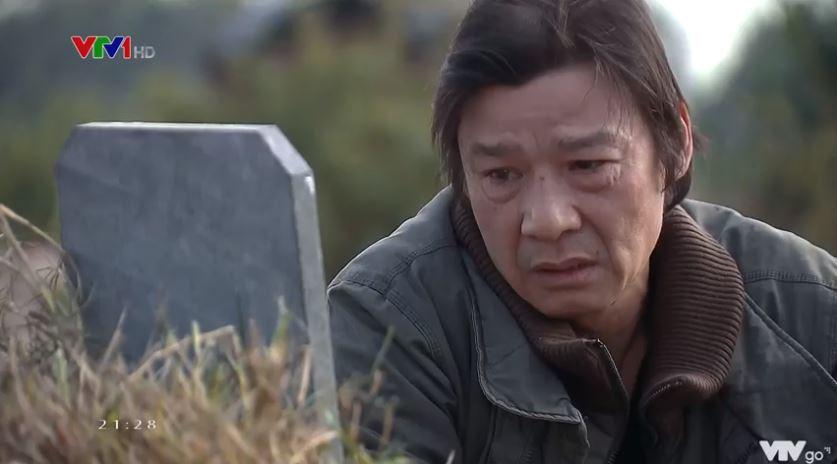 Hương vị tình thân tập 12: Ông Sinh quyết định nhận lại Phương Nam sau khi ông Tuấn qua đời - Hình 8