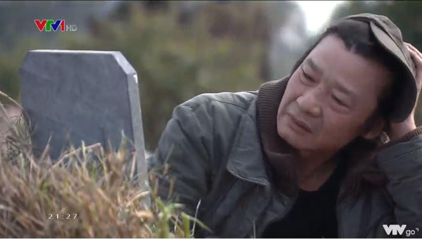 Hương vị tình thân tập 12: Ông Sinh quyết định nhận lại Phương Nam sau khi ông Tuấn qua đời - Hình 7