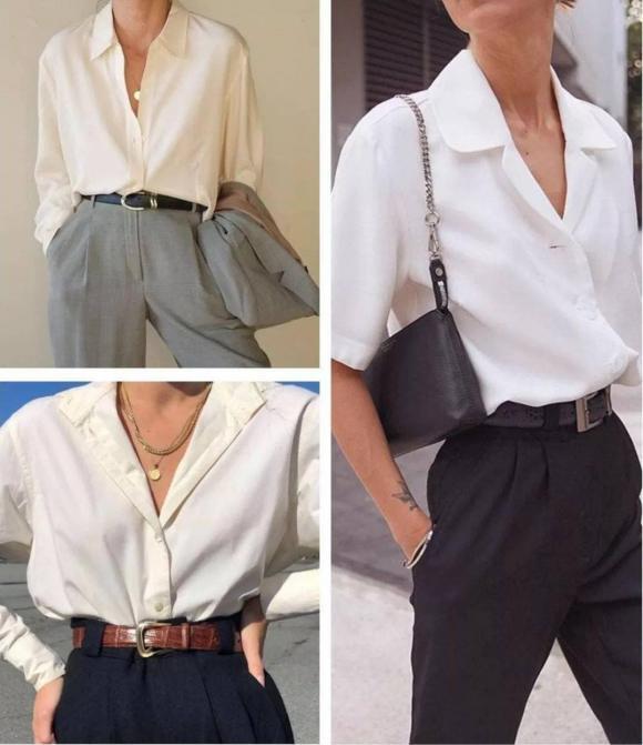 Tại sao lại nói rằng phụ nữ mặc áo sơ mi trắng trông đẹp nhất? - Hình 10