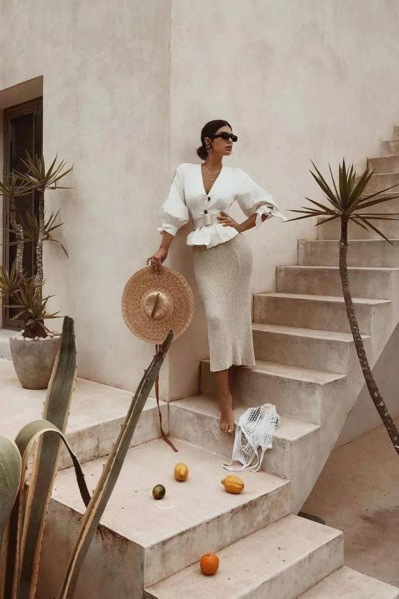 Tại sao lại nói rằng phụ nữ mặc áo sơ mi trắng trông đẹp nhất? - Hình 13