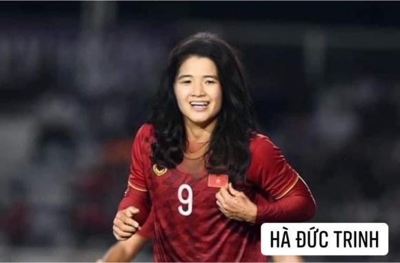 Dân mạng cười xỉu với loạt ảnh các cầu thủ đội tuyển bóng đá Việt Nam được chế ảnh thành con gái - Hình 5
