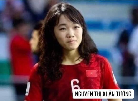 Dân mạng cười xỉu với loạt ảnh các cầu thủ đội tuyển bóng đá Việt Nam được chế ảnh thành con gái - Hình 14