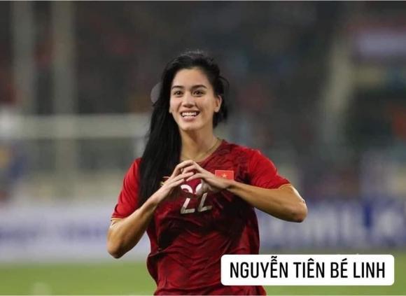 Dân mạng cười xỉu với loạt ảnh các cầu thủ đội tuyển bóng đá Việt Nam được chế ảnh thành con gái - Hình 4