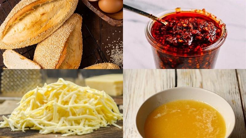 2 cách làm bánh mì nướng sa tế cay cay thơm lừng siêu ngon miệng - Hình 2