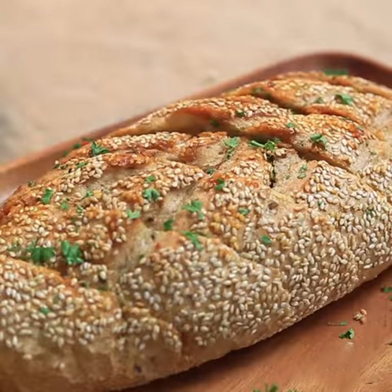 2 cách làm bánh mì nướng sa tế cay cay thơm lừng siêu ngon miệng - Hình 15
