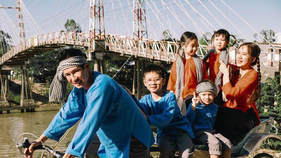 Cuộc sống của những mỹ nhân Việt lấy đại gia miền Tây - Hình 8