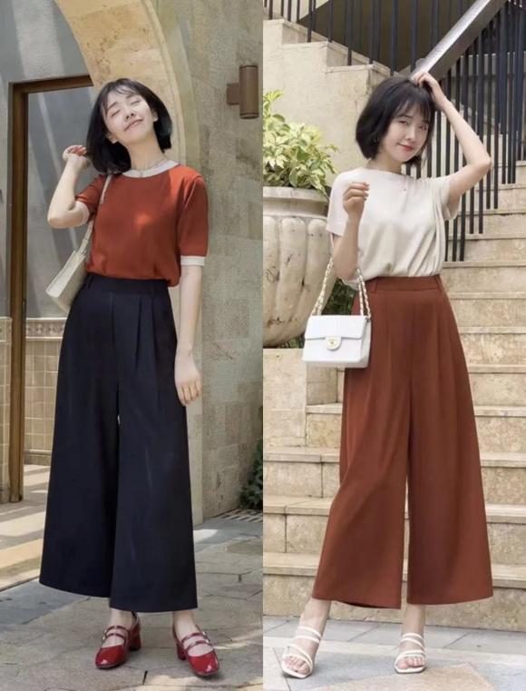 Phụ nữ trên 40 tuổi, có thể học hỏi từ hai phong cách mặc này, vừa thanh lịch vừa thời trang - Hình 3