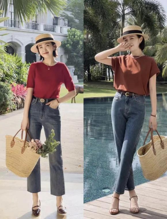 Phụ nữ trên 40 tuổi, có thể học hỏi từ hai phong cách mặc này, vừa thanh lịch vừa thời trang - Hình 1