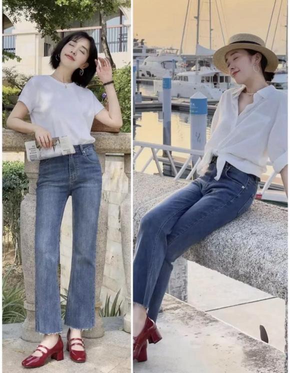 Phụ nữ trên 40 tuổi, có thể học hỏi từ hai phong cách mặc này, vừa thanh lịch vừa thời trang - Hình 2
