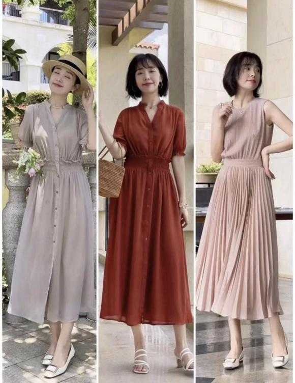 Phụ nữ trên 40 tuổi, có thể học hỏi từ hai phong cách mặc này, vừa thanh lịch vừa thời trang - Hình 4