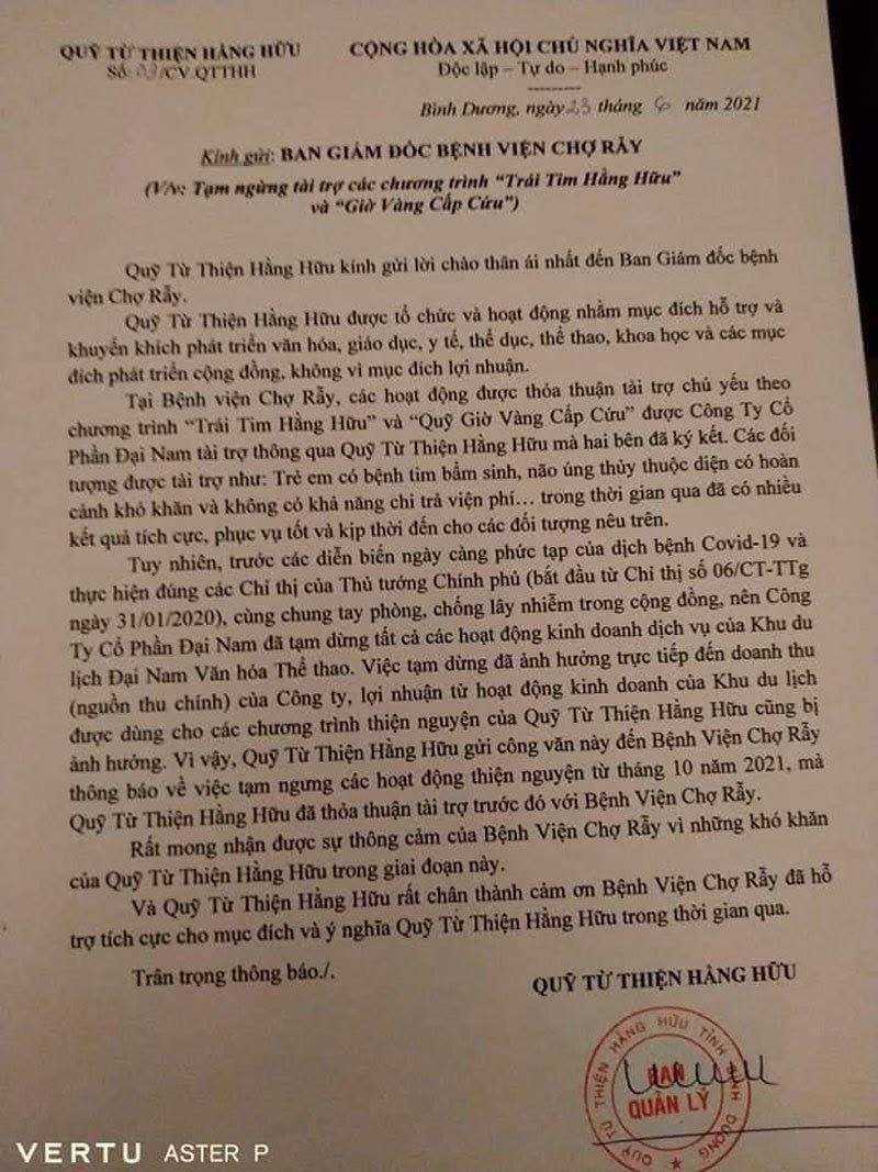 BIẾN MỚI: Bà Phương Hằng phanh phui chính Vy Oanh là nguyên nhân khiến ông Dũng lò vôi dẹp quỹ từ thiện - Hình 6