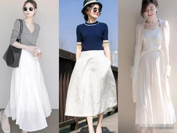Những chiếc váy mùa hè đã sẵn sàng chưa? Những kỹ năng kết hợp này sẽ dạy cho bạn cảm giác mặc sang trọng và nữ tính - Hình 3