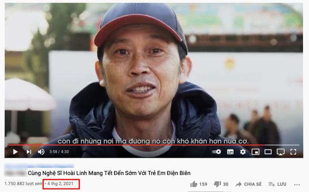Khẳng định chậm giải ngân 13,7 tỷ vì dịch, NS Hoài Linh lại bị netizen soi bằng chứng đến miền Trung vào tháng 3 để làm gì đây? - Hình 3