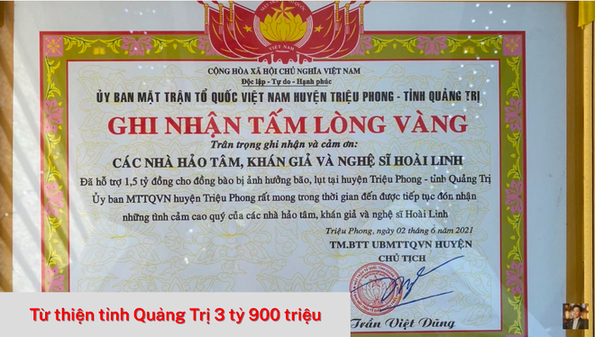 HOT: NS Hoài Linh đăng clip 50 phút chính thức xin lỗi, lên tiếng nói rõ lý do giải ngân chậm và công khai sao kê 15 tỷ từ thiện - Hình 6
