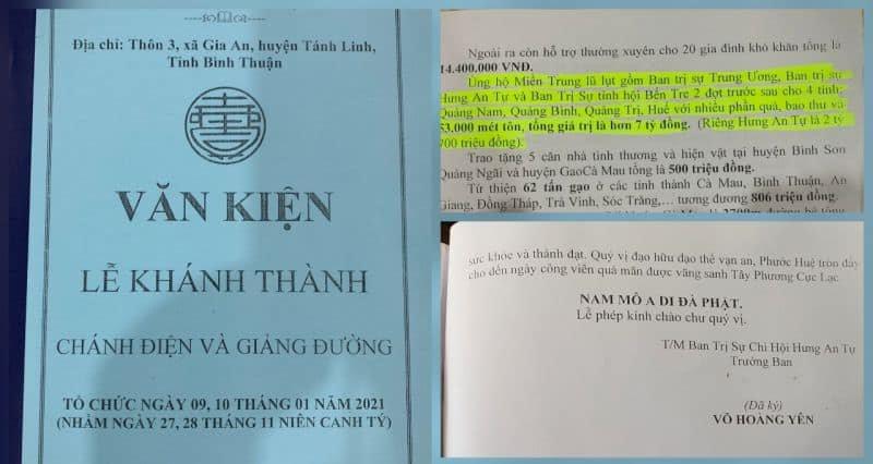 NÓNG: Thần y Võ Hoàng Yên bị tố cáo chữa bệnh gây chết người tại Hưng An Tự - Hình 4
