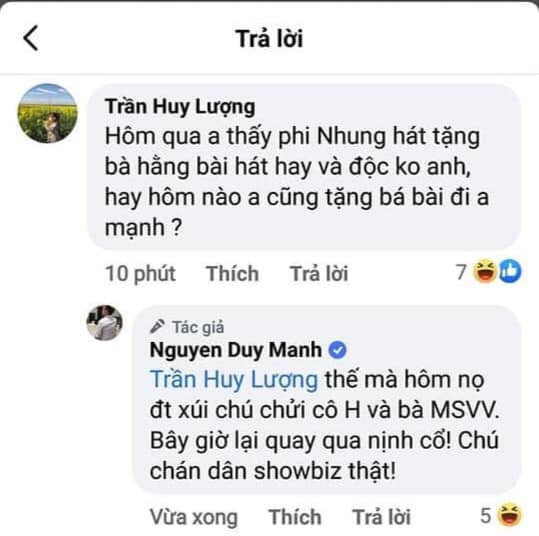 Tiếp Drama: Duy Mạnh tiết lộ Phi Nhung gọi điện xúi chửi bà Phương Hằng, hôm sau lại vào Livestream nịnh - Hình 3