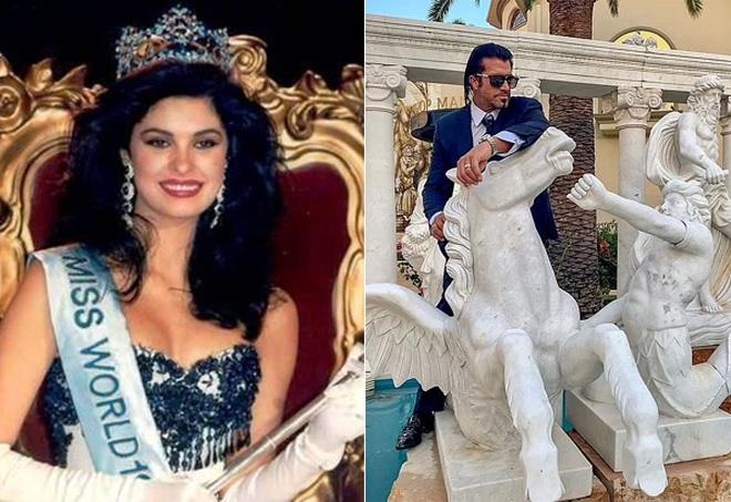 Con gái Hoa hậu thế giới bốc lửa trong tuần lễ thời trang áo tắm Miami - Hình 5