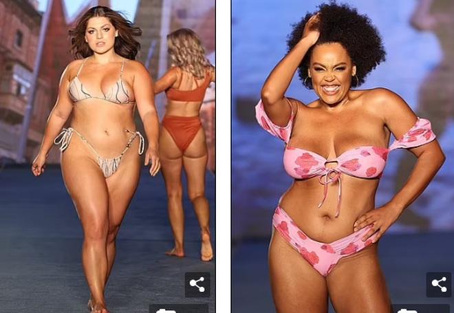 Con gái Hoa hậu thế giới bốc lửa trong tuần lễ thời trang áo tắm Miami - Hình 15