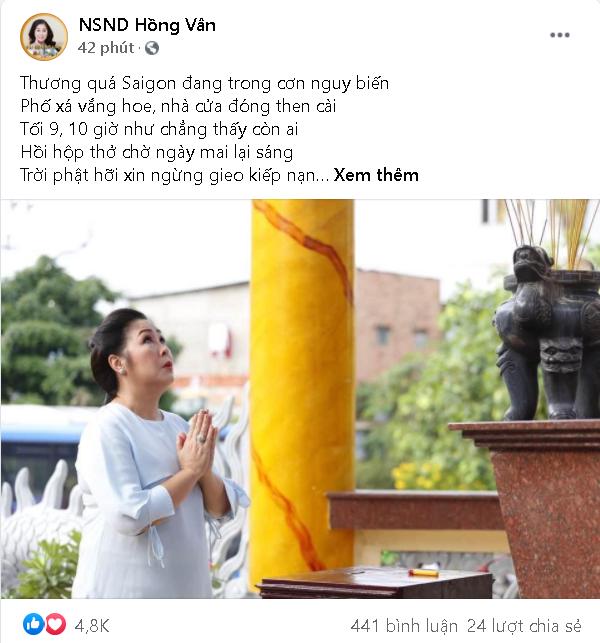 Nhà báo Hoàng Nguyên Vũ chửi thẳng mặt Hồng Vân: Dịch đến chân, giờ không phải lúc ngồi lải nhải đạo lý - Hình 2