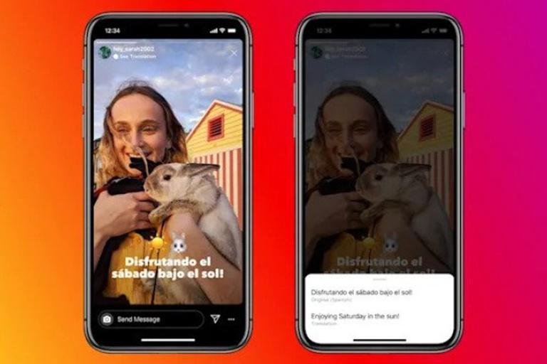 Instagram giới thiệu công cụ dịch mới hỗ trợ hơn 90 ngôn ngữ