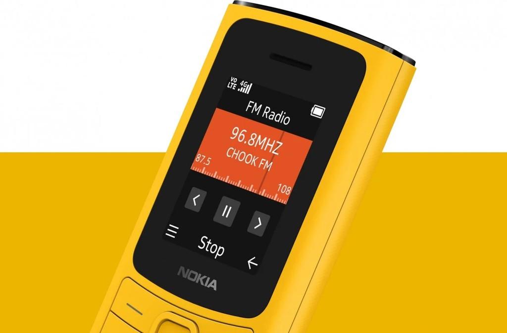 Điện thoại Nokia 110 4G chính thức lên kệ, giá gần 900 nghìn đồng