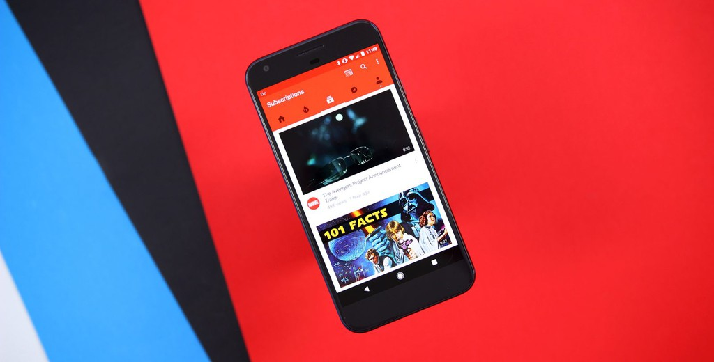 Số lượt tải về của YouTube trên Android còn nhiều hơn dân số thế giới
