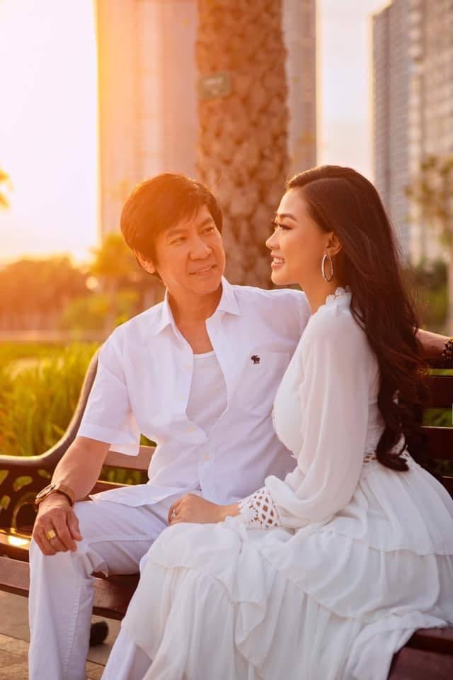 Cuộc sống của Lê Huỳnh bên vợ trẻ kém 29 tuổi sau ly hôn Kiều Oanh - Hình 5