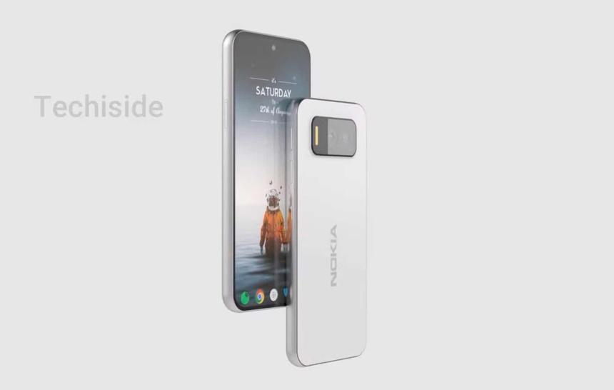 Ý tưởng làm mới smartphone Nokia 9 năm tuổi