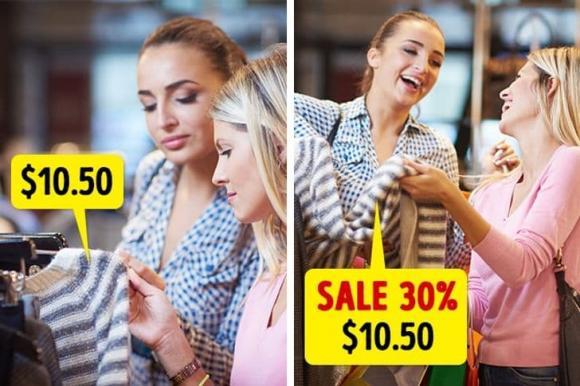 10 mánh khóe móc túi khách hàng mà nhân viên bán quần áo không bao giờ tiết lộ với bạn - Hình 1
