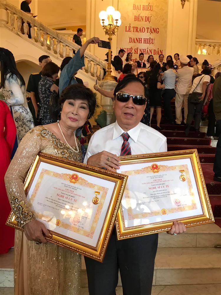 5 nghệ sĩ Việt qua đời vì Covid-19 - Hình 2