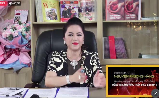 Bà Phương Hằng hẹn livestream chủ đề Mơ lại một giấc: Tôi không nhiều chuyện nhưng vì chuyện quá nhiều - Hình 6