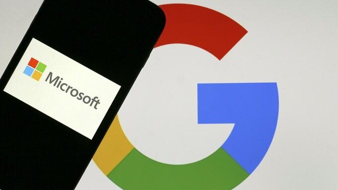 Microsoft bị tố cản trở vụ kiện của Google