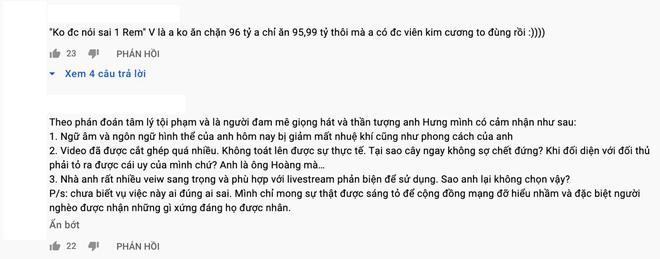 Netizen soi clip lên tiếng của Đàm Vĩnh Hưng: Nói vòng vo, đòi sai 1 gem mới chịu là chứng tỏ sợ thua? - Hình 2