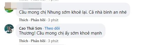 Dàn sao Việt mong Phi Nhung mạnh mẽ chiến thắng Covid-19 - Hình 4