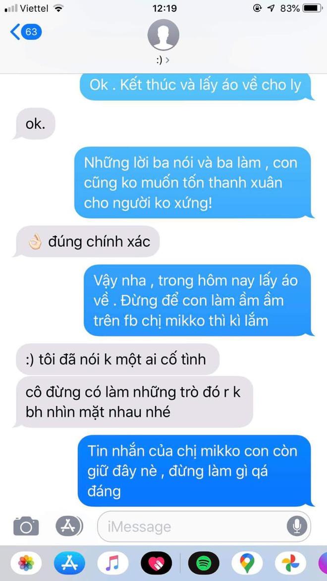 Bạn trai chuyển giới của Miko Lan Trinh bị tố bắt cá 2 tay với loạt bằng chứng cụ thể, có cả chuyện 18 , người trong cuộc nói gì? - Hình 5