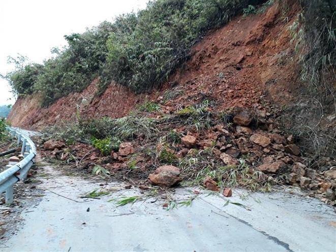 Nguy cơ lũ quét, sạt lở đất và ngập úng cục bộ tại các tỉnh miền núi Bắc Bộ - Hình 1