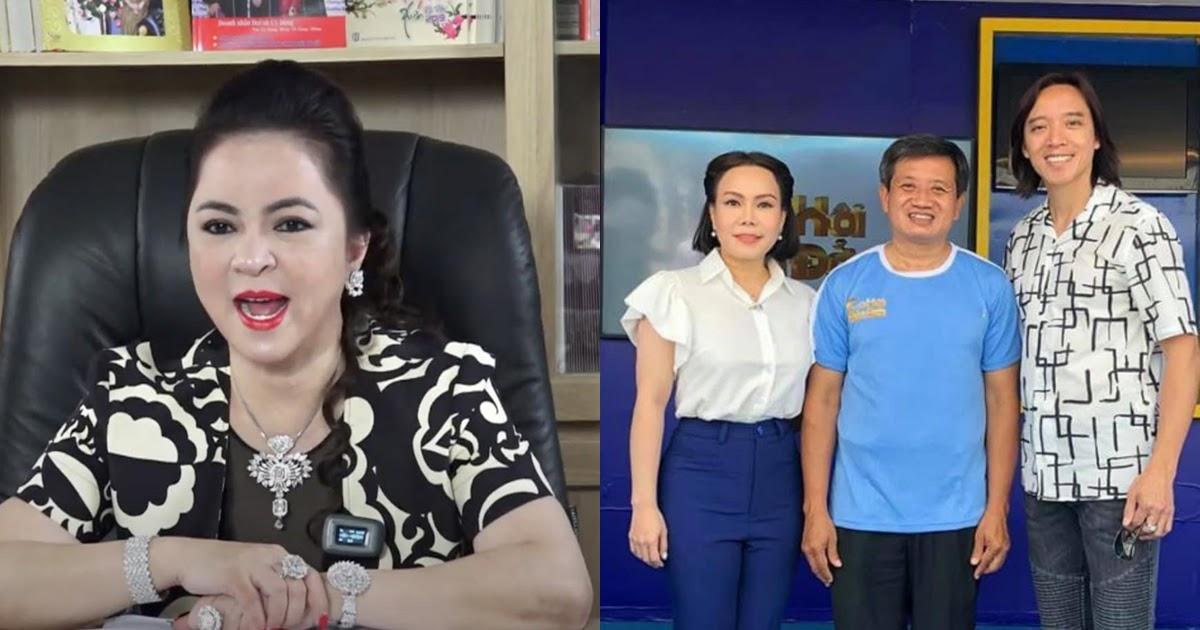 Bà Phương Hằng réo tên Việt Hương và ông Đoàn Ngọc Hải - yêu cầu sao kê , dọa tiết lộ sự thật động trời - Hình 5