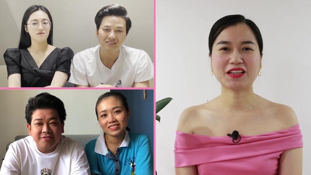 Loạt khoảnh khắc hài hước khi sao Việt quay show tại nhà - Hình 1