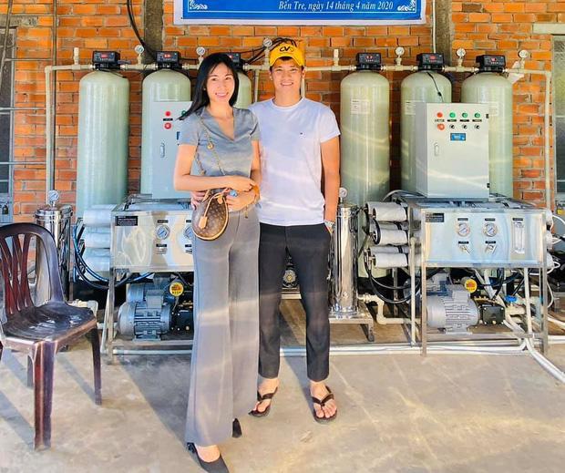 Thủy Tiên có thực sự ăn 450 triệu/ 1 máy lọc nước cứu trợ - Hình 4