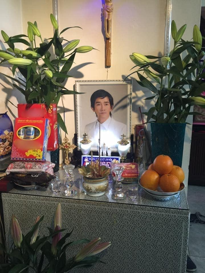 Ái Châu tưởng nhớ 5 năm ra đi của Minh Thuận: Bình yên nha sư phụ - Hình 1