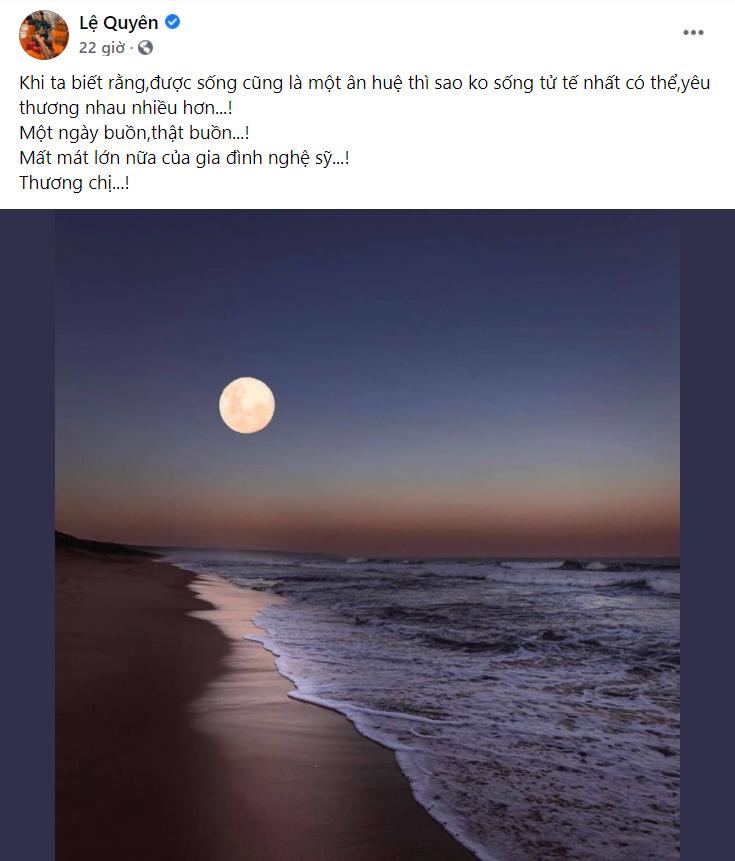 Dàn sao Việt bị ném đá vì không đăng chia buồn khi Phi Nhung ra đi - Hình 4