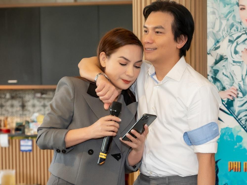 Mạnh Quỳnh yêu cầu chắc không hát với nữ ca sĩ nào, chờ Phi Nhung về - Hình 1