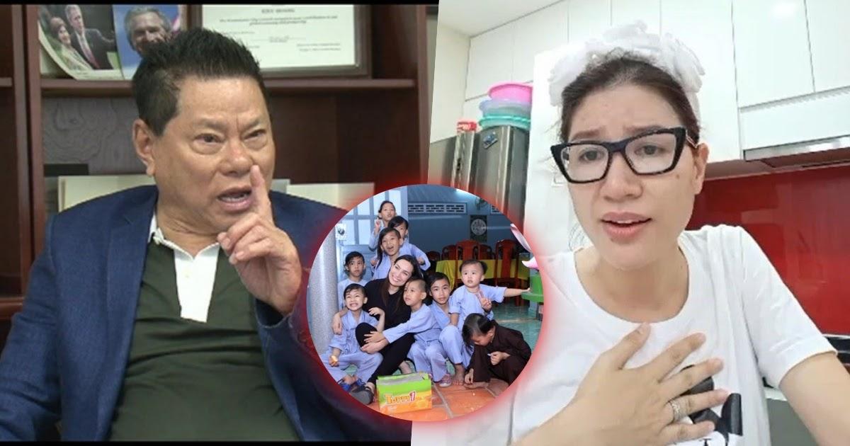 Trang Trần phát biểu việc tỷ phú Hoàng Kiều muốn nhận nuôi 23 đứa con của Phi Nhung: Còn nhiều vấn đề lắm - Hình 8