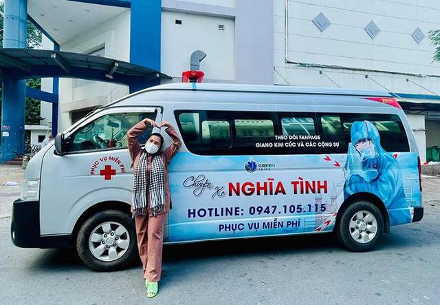 Bà tiên Giang Kim Cúc - trưởng nhóm mai táng 0 đồng nổi tiếng Sài Gòn bị tố ăn chặn hơn 100 triệu tiền từ thiện - Hình 10