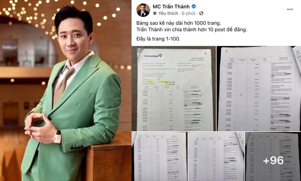 Nguyễn Sin khen Trấn Thành sống tử tế, cao tay khi chuyền bóng 50 tỷ của bà  Phương Hằng - Netizen - Việt Giải Trí