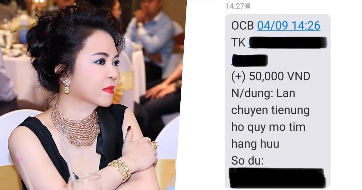 Bà Phương Hằng yêu cầu những ai chuyển tiền mờ ám cho mình liên hệ với trợ lý, nếu không sẽ làm việc với công an - Hình 7
